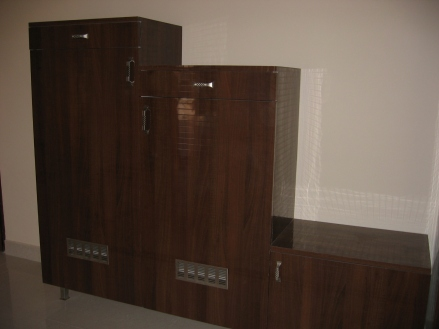 A versatile storage unit